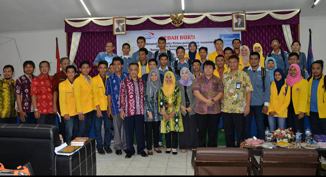 Acara Bedah Buku Ensiklopedia Populer Pulau-Pulau Kecil Nusantara