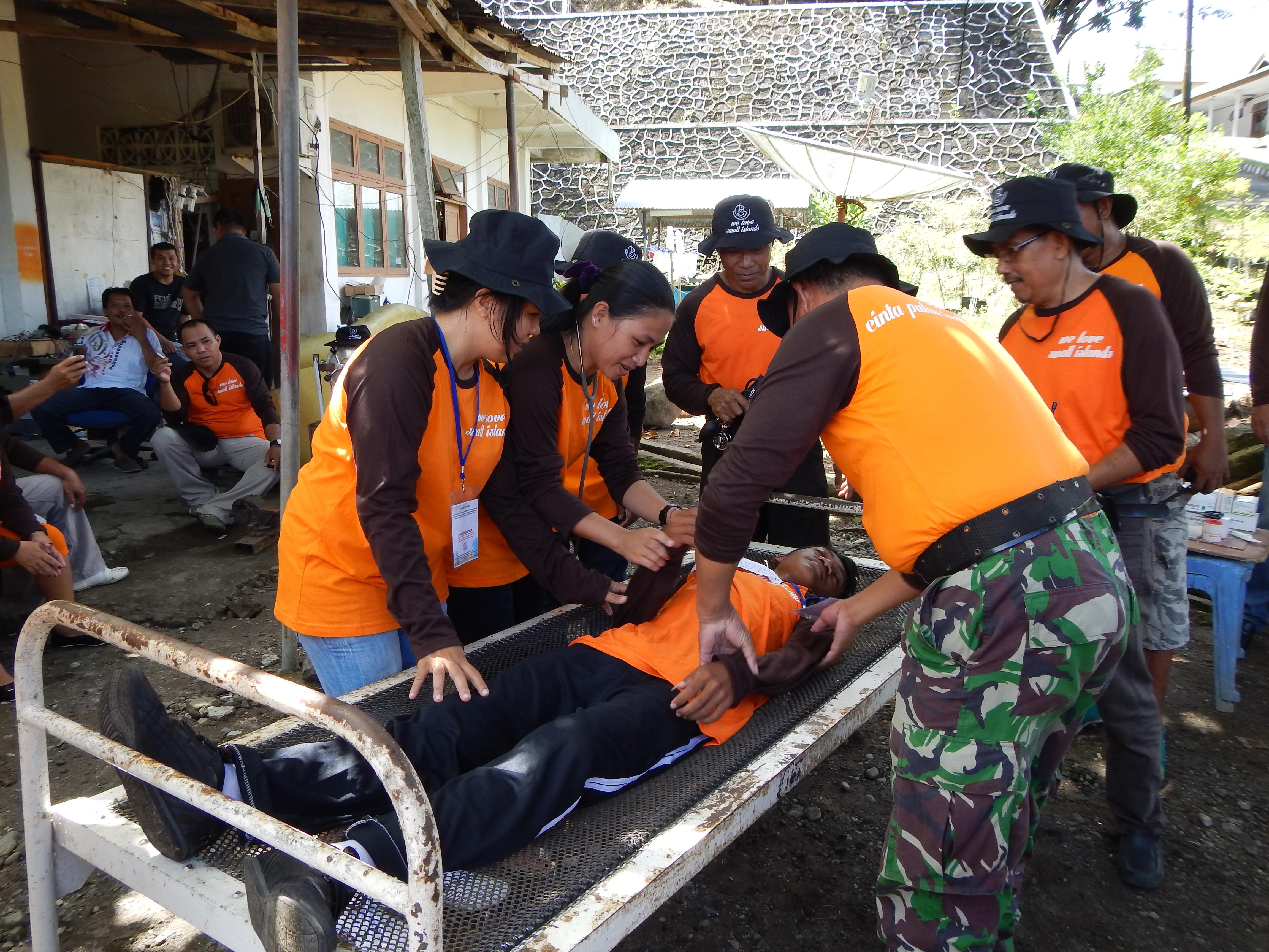 Membangun Ketahanan Bencana dan Perubahan Iklim di Pulau Sangihe