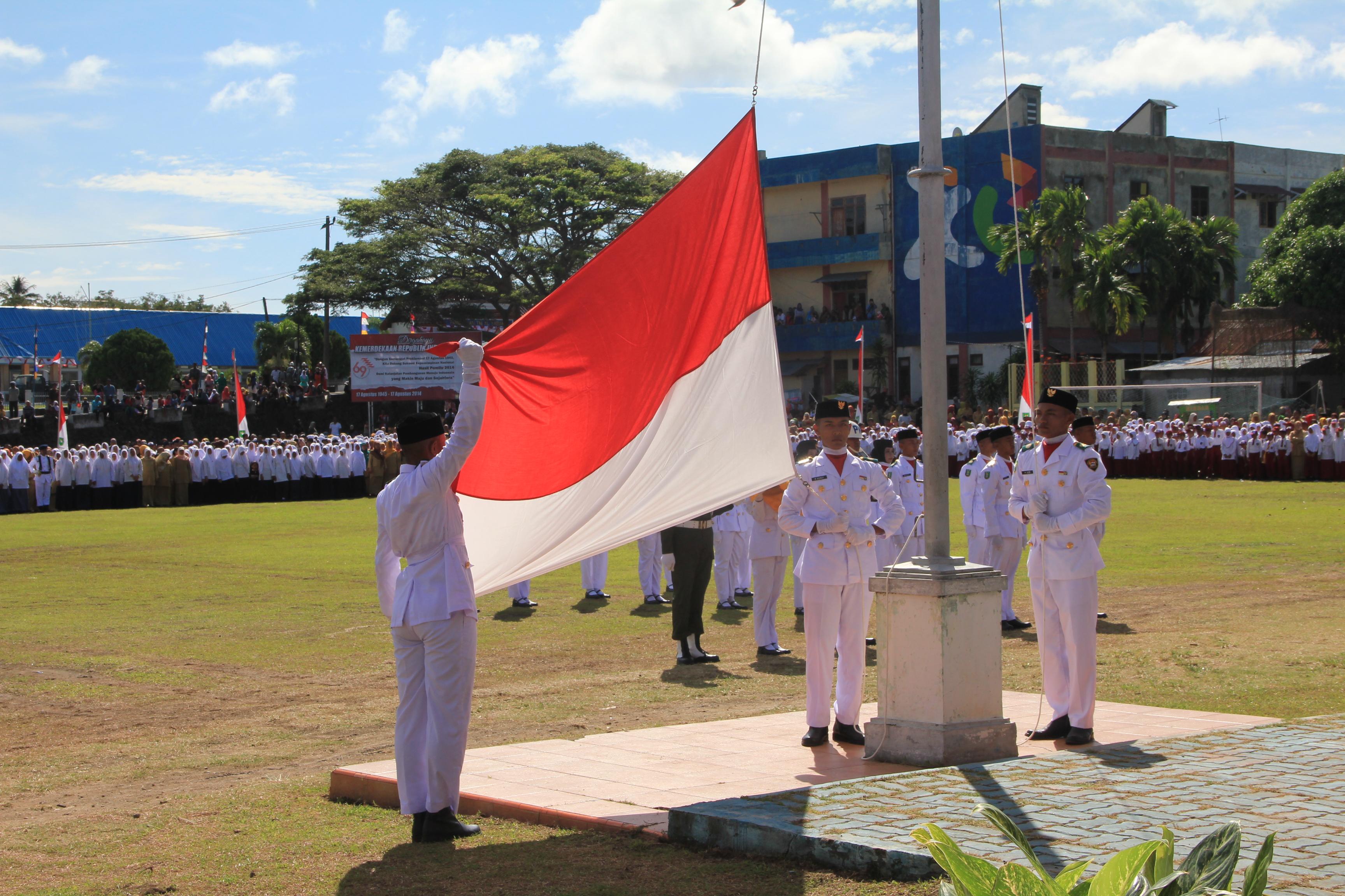 Semarak Kemerdekaan HUT RI Ke-69 di Pulau Weh, Provinsi Aceh